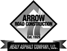 John F. Healy, President of Arrow Road Construction/Healy Asphalt Company, LLC